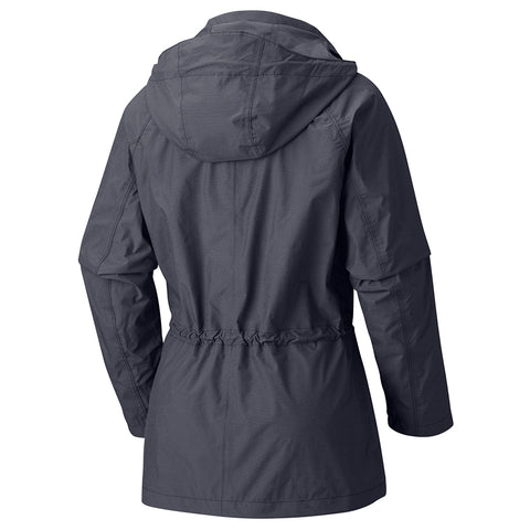 COLUMBIA WOMEN'S REMOTENESS JACKET INDIA INK