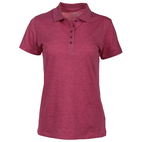 MCKINLEY WOMEN'S PELLEW POLO VIRTUAL PINK