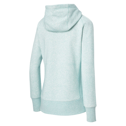 DIADORA WOMEN'S TACTICAL FLEECE HOODIE PLUME MELANGE