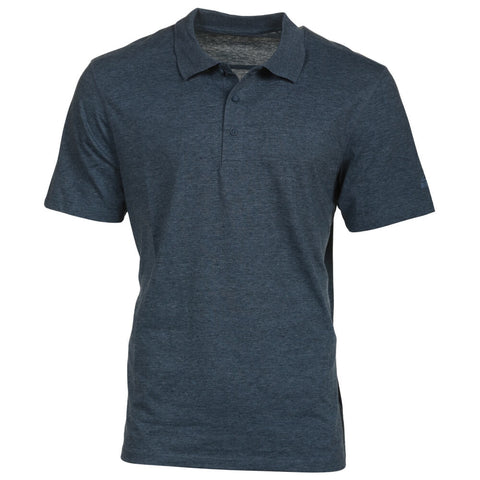 MCKINLEY MEN'S PELLEW POLO ORION BLUE MELANGE