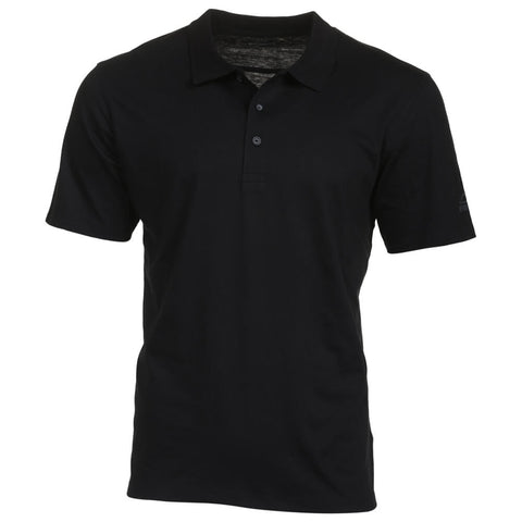 MCKINLEY MEN'S PELLEW POLO BLACK