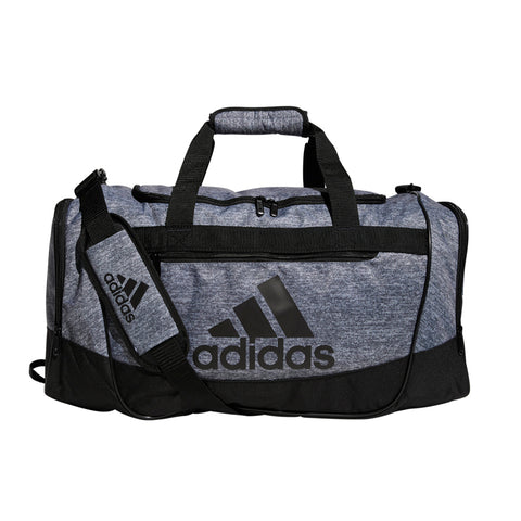 ADIDAS DEFENDER II MEDIUM DUFFEL ONIX JERSEY/BLACK