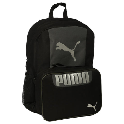 PUMA EVERCAT GRUB COMBO 2.0 BACKPACK BLACK/SILVER