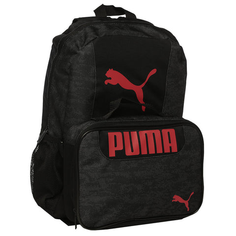 PUMA EVERCAT GRUB COMBO 2.0 BACKPACK BLACK/RED