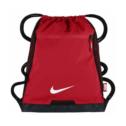 NIKE NIKE ALPHA GYM SACK RED