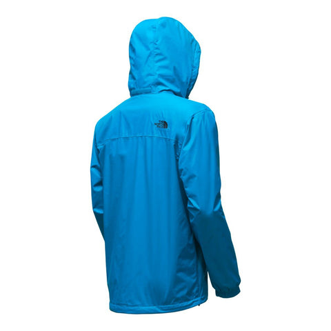 THE NORTH FACE MEN'S RESOLVE 2 RAIN JACKET HERON BLUE