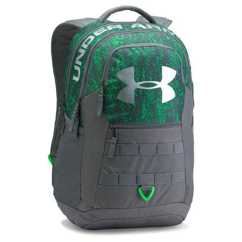 UNDER ARMOUR BIG LOGO 5.0 BACKPACK LIME TWIST