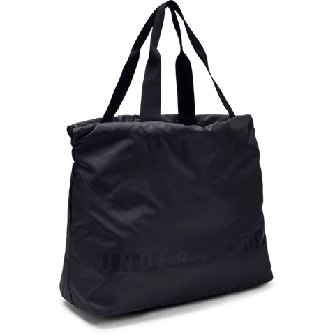 UNDER ARMOUR FAVORITE GRAPHIC TOTE JET GRY/ BLK