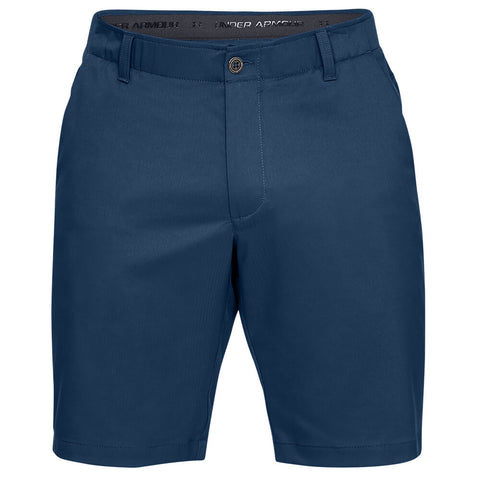 UNDER ARMOUR MEN'S SHOWDOWN SHORT PETROL BLUE