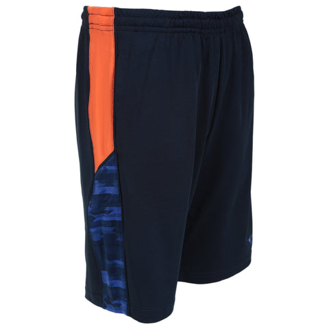 DIADORA BOY'S DILIGENT II SHORT DIA BLUE/ORANGE