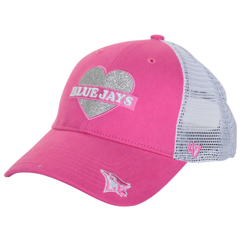 47 BRAND GIRLS YOUTH TORONTO BLUE JAYS SWEETHEART CAP