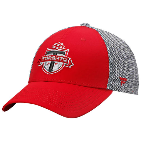 FANATICS MEN'S TFC VERSALUX STRECH FIT HAT RED