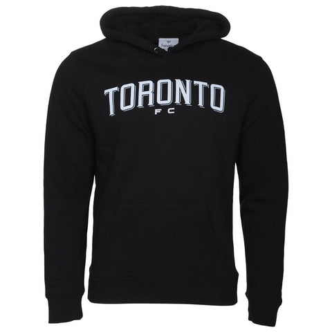 FANATICS MEN'S TORONTO FC REP YOUR SQUAD HOODY BLACK