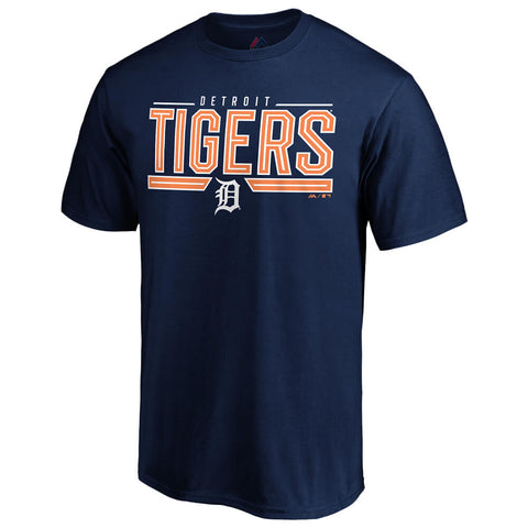 FANATICS MEN'S DETROIT TIGERS ON TO THE WIN TOP