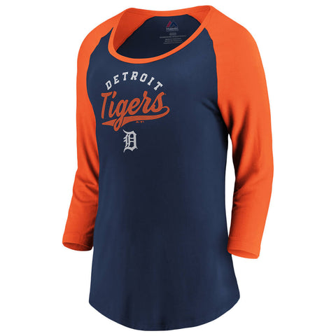 FANATICS WOMEN'S DETROIT TIGERS THIS DECIDES IT TOP