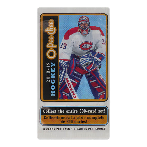 GROSNOR 2019 OPEECHEE NHL CARDS