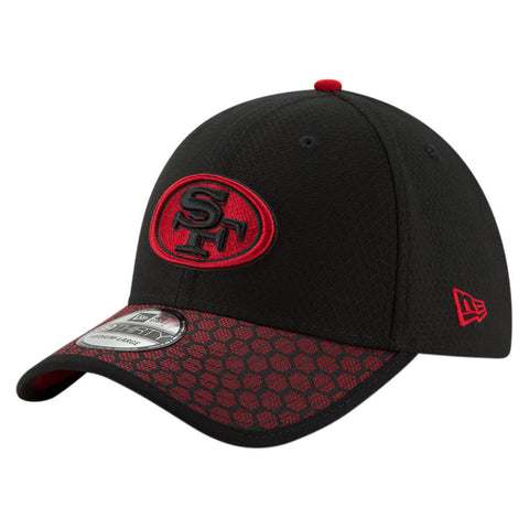 NEW ERA NFL17 SAN FRANCISCO 49ERS 3930 OFFICIAL SIDELINE CAP ALTERNATE OTC