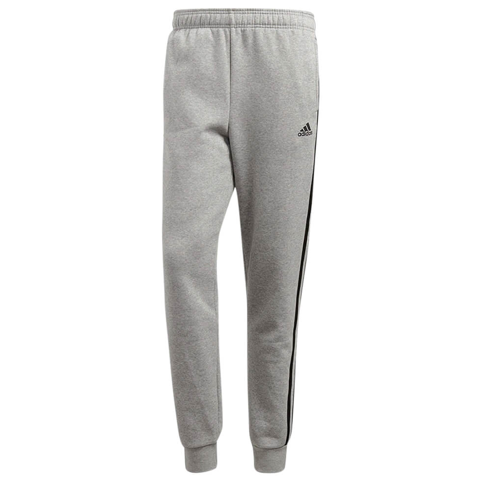 adidas 3-stripe fleece sweatpants