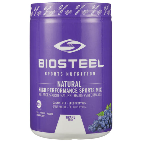 BIOSTEEL HPS MIX TUB GRAPE 315G