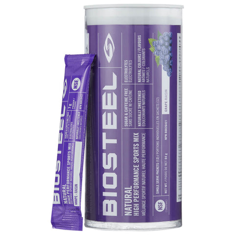 BIOSTEEL HPS MIX TUBE GRAPE (12)