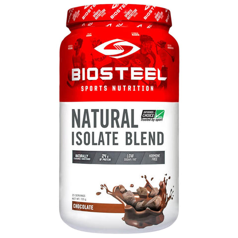 BIOSTEEL ISOLATE BLEND CHOCOLATE 725G