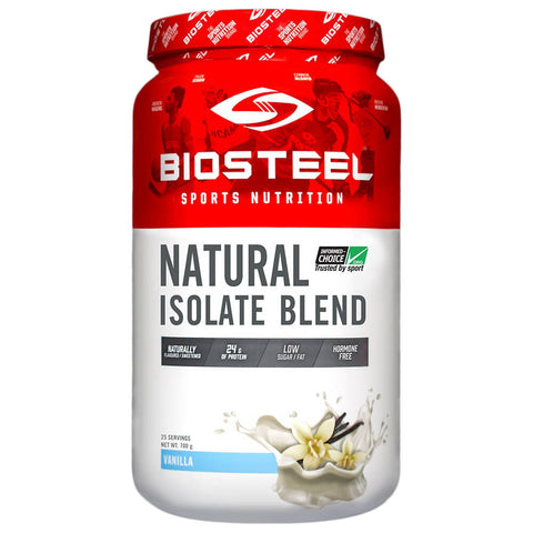 BIOSTEEL ISOLATE BLEND VANILLA 700G