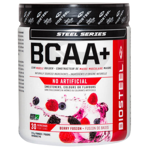 BIOSTEEL BCAA+ BERRY FUSION 210G