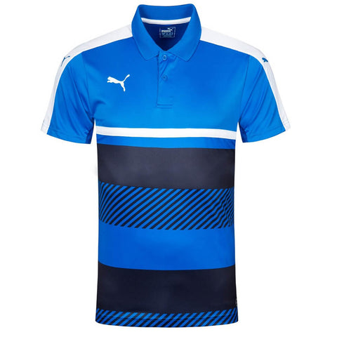 PUMA BOY'S VELOCE POLO ROYAL