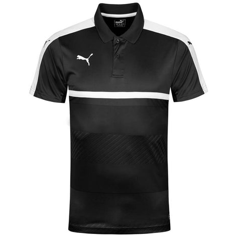 PUMA MEN'S VELOCE POLO BLACK