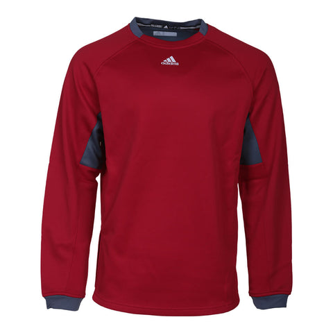 ADIDAS MEN'S FIELDERS CHOICE FLEECE RED