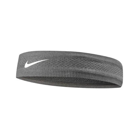 NIKE SEAMLESS HEADBAND CARBON HEATHER