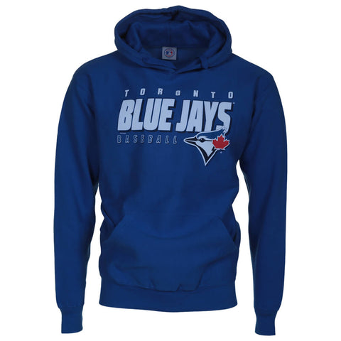 BULLETIN ATHLETIC MEN'S TORONTO BLUE  JAYS MLB113 PULLOVER HOODY ROYAL