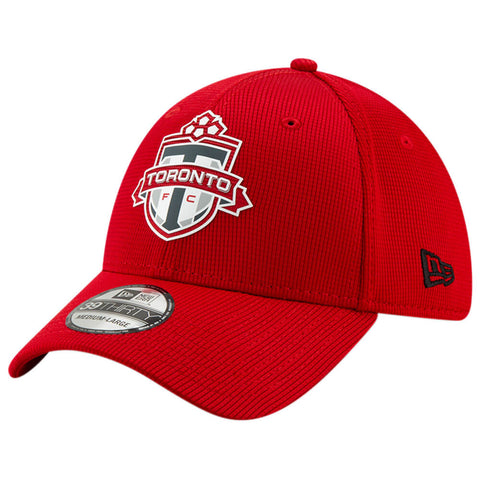 NEW ERA MEN'S TORONTO FC 3930 ONFIELD 19 HAT RED