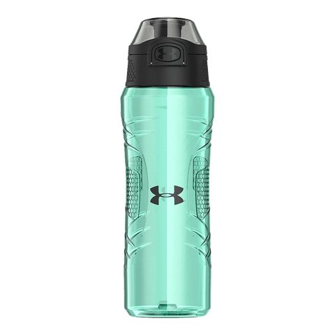 UNDER ARMOUR 24OZ TRITAN FLIP BOTTLE CRYSTAL