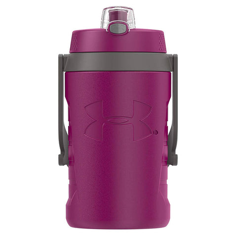 UNDER ARMOUR 64OZ FOAM INSULATED BOTTLE CHARGED CHERRY