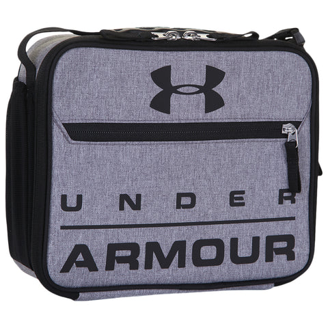 UNDER ARMOUR UA SCRIMMAGE LUNCH BOX HEATHER GRAY