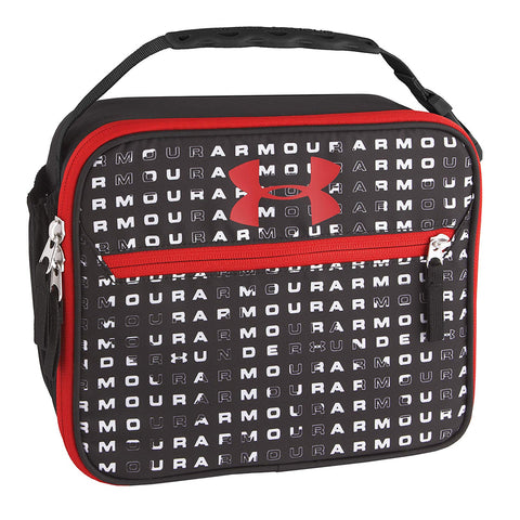 UNDER ARMOUR UA SCRIMMAGE LUNCH BOX JAGGER WORDMARK