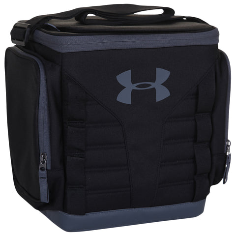UNDER ARMOUR 12-CAN COOLER BLACK/GRAY