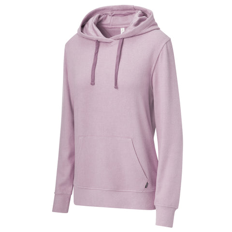 RIPZONE WOMEN'S KNOLL PULLOVER LAVENDER MIST
