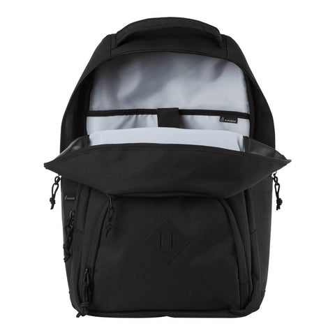 RIPZONE BELL BACKPACK 30L BLACK COMPARTMENT