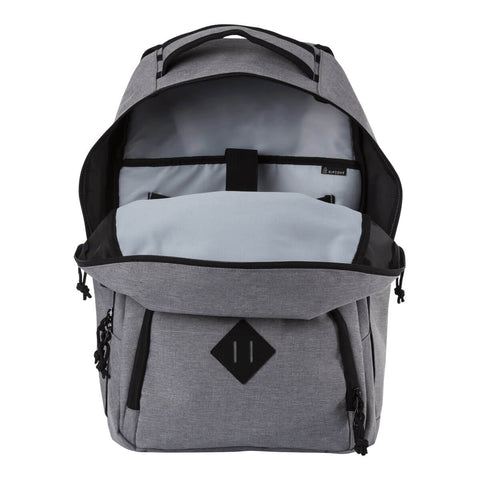 RIPZONE BELL BACKPACK 30L GREY COMPARTMENT