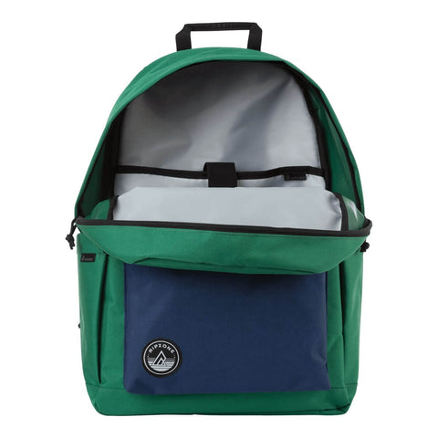 RIPZONE FARADAY BACKPACK 25L GREEN COMPARTMENT