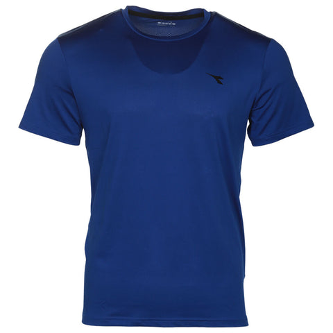 DIADORA MEN'S BASIC TECH SHORT SLEEVE TOP SURF THE WEB