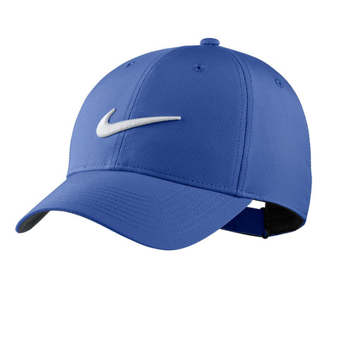 NIKE MEN'S AROBILL L91 CAP GAME ROYAL/WHITE