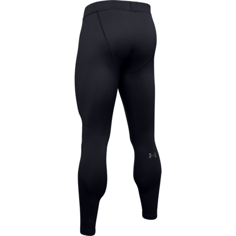 UNDER ARMOUR MEN'S BASE 3.0 LEGGING BLACK BACK