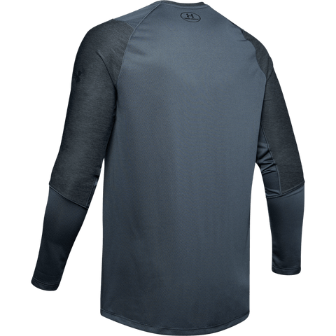 UNDER ARMOUR MEN'S MK1 LONG SLEEVE TOP WIRE BACK
