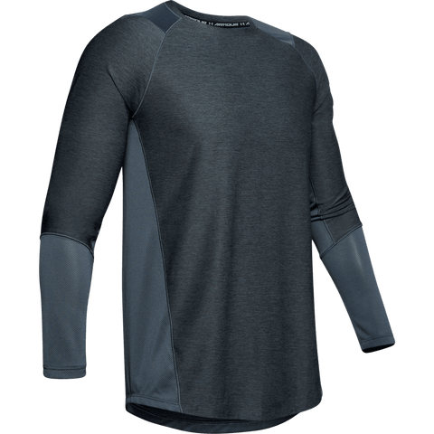 UNDER ARMOUR MEN'S MK1 LONG SLEEVE TOP WIRE
