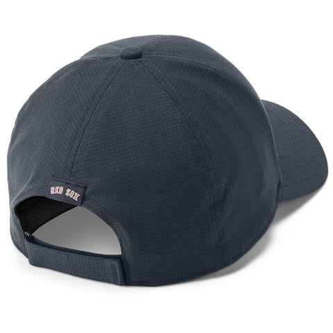 UNDER ARMOUR MEN'S BOSTON RED SOX DRIVER CAP NAVY