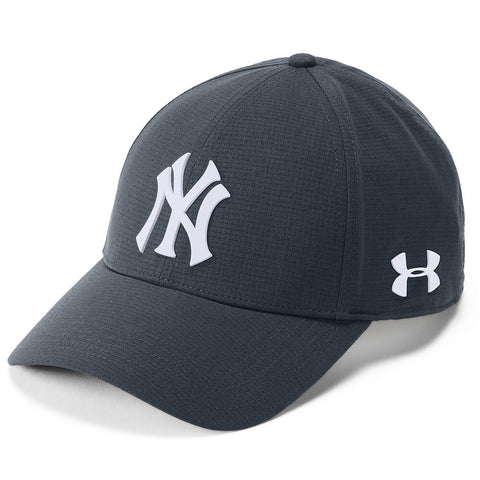 UNDER ARMOUR MEN'S NEW YORK YANKEES DRIVER CAP NAVY