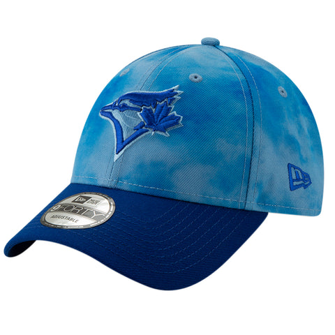 NEW ERA MEN'S TORONTO BLUE JAYS 3930 2019 FATHER'S DAY HAT